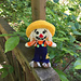 Scarecrow Puddin Doll pattern