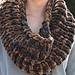 Fab Faux Knit Cowl pattern