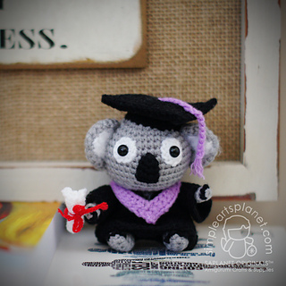 Graduation Teddy | Doktorhut, Hut | 320x320
