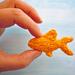 My Little Goldfish pattern