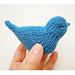 Bluebird of Happiness pattern