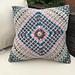 Mosaic Cushion pattern