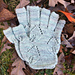 Twin Leaf Gloves pattern