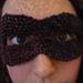 Super-hero Eye Mask pattern