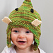 Pointy Monster Hat pattern