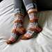 Venus socks pattern