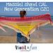 Massiel Shawl New Generation C2C CAL pattern