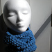 Nicole's Faux Cable Cowl pattern