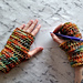 Leyla's Mitts pattern
