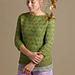 Vergennes Pullover pattern