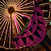 Ferris Wheel Shawl pattern