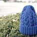 Pointed Cedars Hat pattern