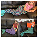 Mermaid Tail Blanket pattern