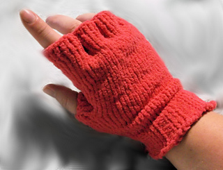 Ravelry: Half Finger Gloves pattern by Scarlett Royal