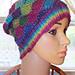 Faux Entrelac Hat pattern