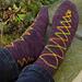 Zigazag-ha Socks pattern