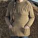 Wheat Fields Sweater pattern