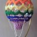 Hot Air Balloon-Ripple/Chevron pattern