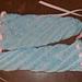 Spiral Bed Socks No. 2251 pattern