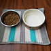 Simply Striped Pet Placemat pattern