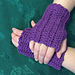Mitts in Minutes pattern