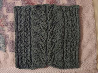 Afghan squares for Joel's girls (1)