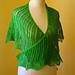 Balada (Leaf Lace Shawl) pattern