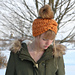 Glacier Twist Headband pattern