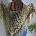 Pistachio Wrap pattern