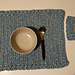 Sunny Hollow Placemat and Coaster Set pattern