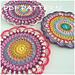 Dorothy Mandala pattern