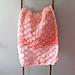 Pink Bubbles Baby Blanket pattern