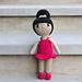 Zoya ballerina doll pattern