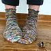 Stumptown Socks pattern