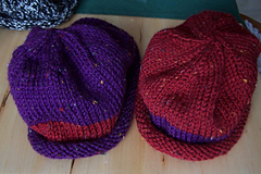 Bodhi and Mazzy's Hats