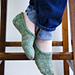 Herkimer Slipper Socks pattern