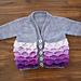 Oliviana Cardigan for Littles pattern
