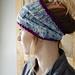 Shipshewana Headband pattern