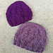 Double Triangles Baby Hat pattern