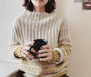 seasons_sweater pattern by Tomomi Yoshimoto