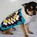 Retro Style Dog Sweater pattern