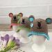 Egg Hat Bear pattern