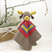 Theodor the Lovey Moose pattern