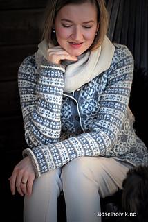Delft Royal jacket  Photo: Sidsel J. Høivik