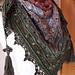 Barbican Schal pattern