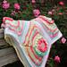 Butterfly Blossom Blanket pattern