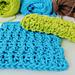 Tiny Towels pattern