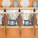 Faux Hanging Pheasants  pattern