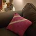 C2C crochet cushion cover pattern