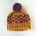 The Heart Beanie pattern